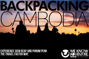 BACKPACKING Cambodia