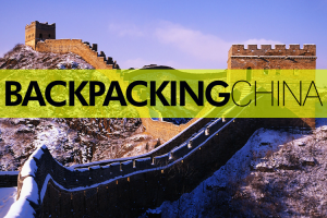 BACKPACKING China