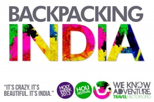 BACKPACKING India