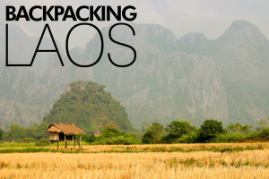 BACKPACKING Laos