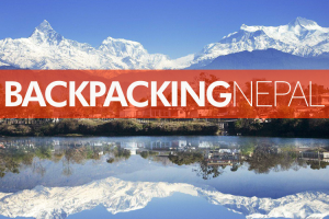 BACKPACKING Nepal