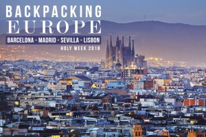 Backpacking Europe (Spain + Portugal)