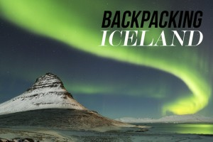 Backpacking Iceland