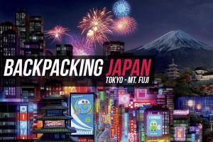 Backpacking Japan: Tokyo - Mt. Fuji