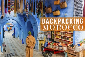 Backpacking Morocco