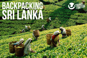 Backpacking Sri Lanka