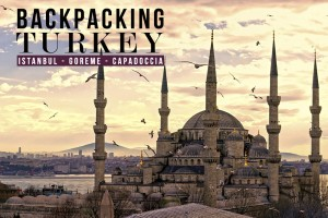 Backpacking Turkey