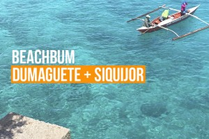 Beachbum Dumaguete + Siquijor