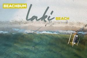 Beachbum Laki Beach