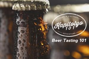 Beer Tasting 101 Poster