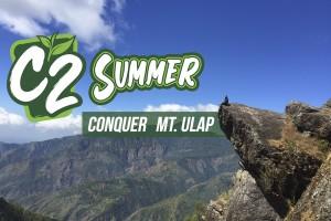 C2 Summer Conquer Mt. Ulap