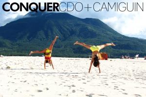 CONQUER CDO Camiguin
