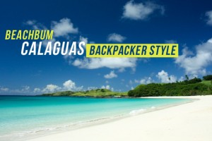 Calaguas Backpacker Style