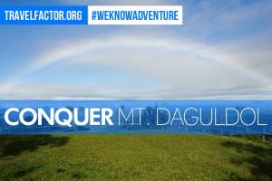 Conquer Mt. Daguldol