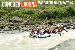 Conquer Laguna: Magdalena River Rafting