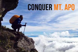 Conquer Mt. Apo