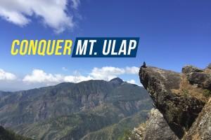 Conquer Mt. Ulap