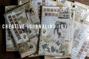 Creative Journaling 101