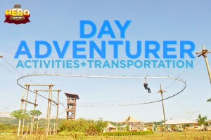 Day Adventurer: Activities + Transportation