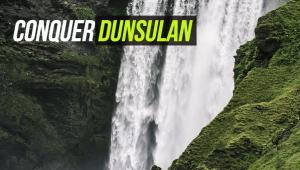 Dunsulan Stock Photo Poster