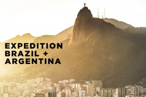 Expedition Brazil Argentina