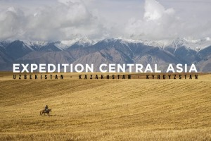 Expedition Central Asia