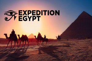 Expedition Egypt Poster