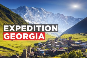Expedition Georgia New Poster