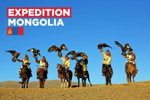 Expedition Mongolia