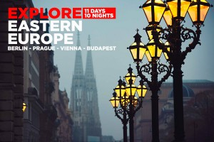 Explore Eastern Europe