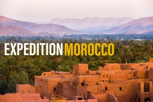 Expedtiion Morocco