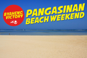 Pangasinan Beach Weekend