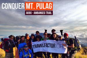 Conquer Mt. Pulag (Akiki-Ambangeg)