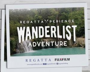 RegattaXperience Wanderlist Adventure