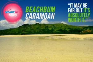 Beachbum Caramoan #SmartBroTrips