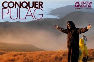 CONQUER Pulag